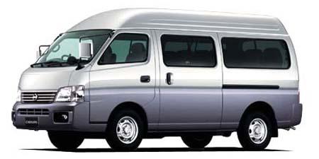 キャラバン VWE25